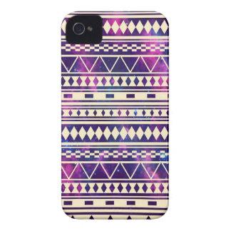 アズテック派の銀河系アンデス Case-Mate iPhone 4 ケース
