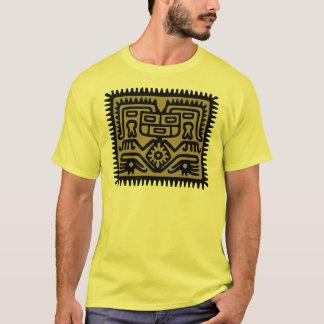アズテック派のhocker tシャツ
