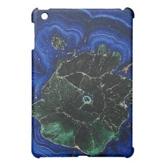 アズライトのマラカイトの島 iPad MINIケース