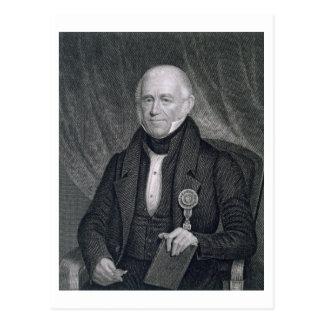 アセルブラウンDurand (1796年によって刻まれるモーガンルイス ポストカード