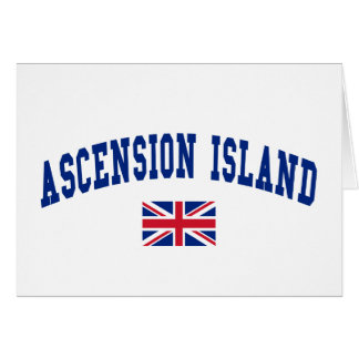 アセンション島 カード
