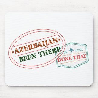 アゼルバイジャンそこにそれされる マウスパッド