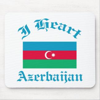アゼルバイジャンのデザイン マウスパッド