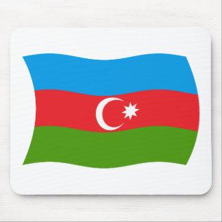 アゼルバイジャンの旗のマウスパッド マウスパッド