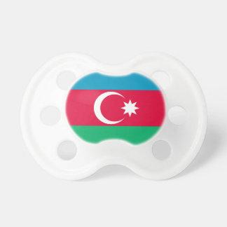 アゼルバイジャンの旗 おしゃぶり