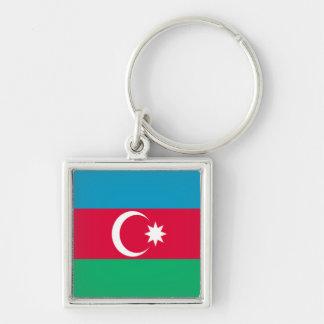 アゼルバイジャンの旗 キーホルダー