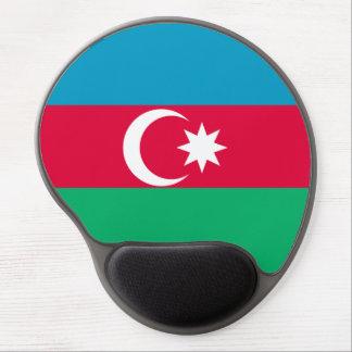 アゼルバイジャンの旗 ジェルマウスパッド