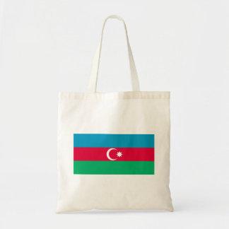 アゼルバイジャンの旗 トートバッグ