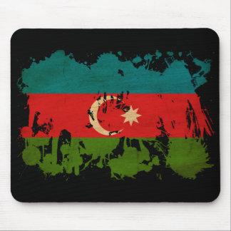 アゼルバイジャンの旗 マウスパッド