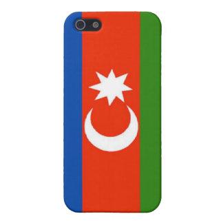 アゼルバイジャンの旗 iPhone 5 CASE