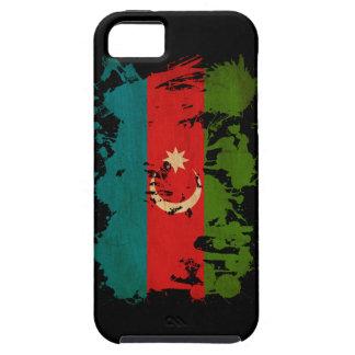 アゼルバイジャンの旗 iPhone SE/5/5s ケース