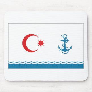 アゼルバイジャンの海軍旗 マウスパッド