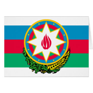 アゼルバイジャンの紋章 カード