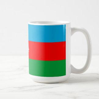 アゼルバイジャン コーヒーマグカップ