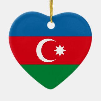 アゼルバイジャン セラミックオーナメント