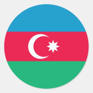 アゼルバイジャン ラウンドシール