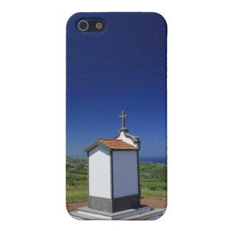アゾレスのチャペル iPhone 5 カバー