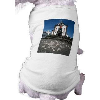 アゾレスの島の教会 ペット服
