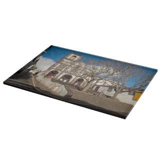 アゾレスの教会 カッティングボード