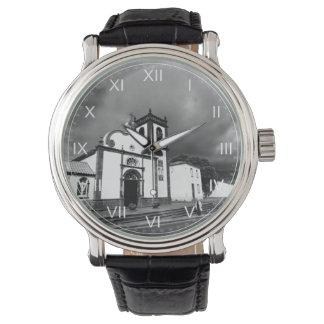 アゾレスの教会 腕時計