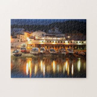 アゾレスの港 ジグソーパズル
