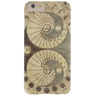 アタナシウス・キルヒャー著Selenic Shadowdial Barely There iPhone 6 Plus ケース