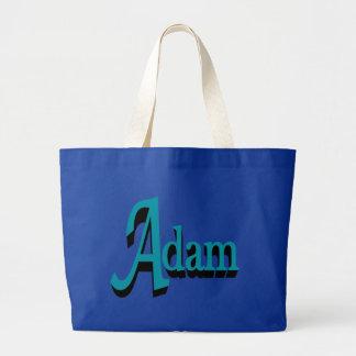 アダムのバッグ ラージトートバッグ