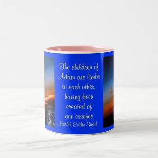 アダムのマグの子供 ツートーンマグカップ