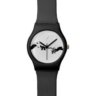 アダムの作成 腕時計
