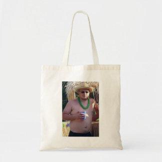 アダムの脂肪質のバッグ トートバッグ