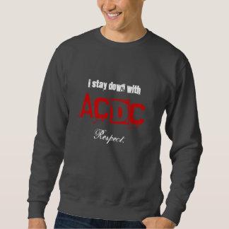 アダムまたは儲のダンスの乗組員 スウェットシャツ