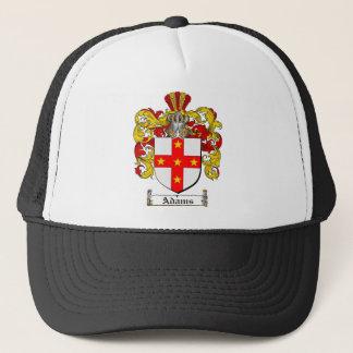 アダムスの家紋-アダムスの紋章付き外衣 キャップ