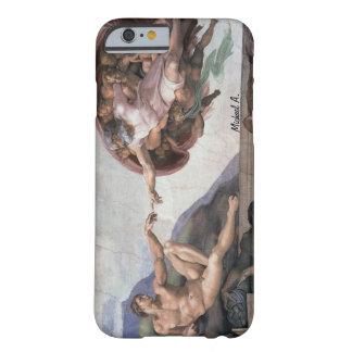 アダムCistineのチャペルの芸術の作成 Barely There iPhone 6 ケース