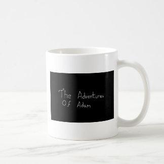 アダムMerchの冒険 コーヒーマグカップ