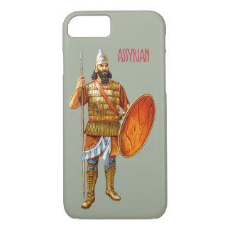 アッシリアの戦士のiPhone 7の電話カバー iPhone 8/7ケース