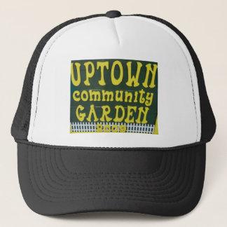 アップタウンのコミュニティ庭の帽子 キャップ