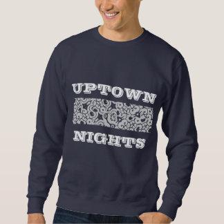 アップタウン夜 スウェットシャツ