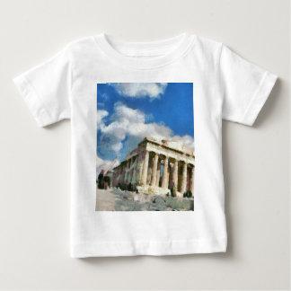 アテネのすばらしいアクロポリス ベビーTシャツ