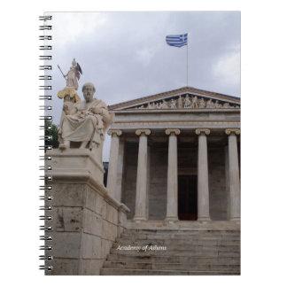 アテネのアカデミー ノートブック