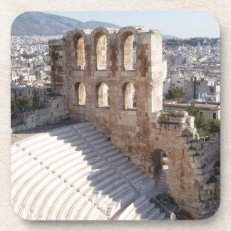 アテネのアクロポリスの競技場のコースター コースター