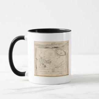 アテネのアクロポリス マグカップ