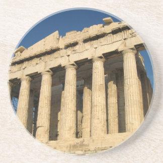 アテネのパルテノンのアクロポリス コースター