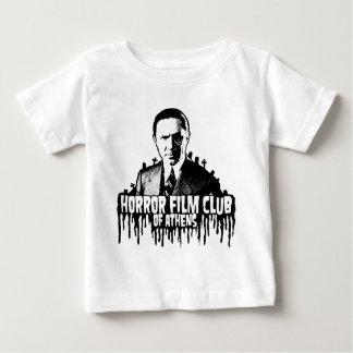 アテネのホラー映画クラブ ベビーTシャツ
