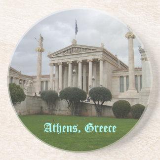 アテネギリシャのコースター コースター