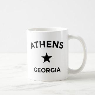 アテネジョージアのマグ コーヒーマグカップ