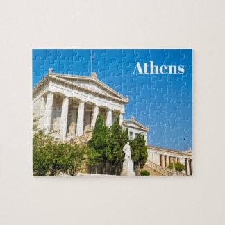 アテネ、ギリシャ市 ジグソーパズル