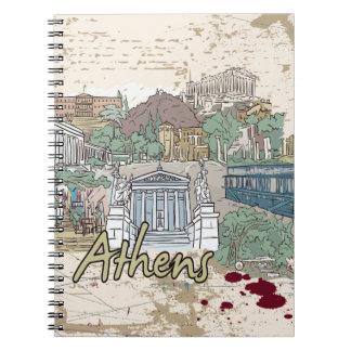 アテネ ノートブック