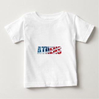 アテネ ベビーTシャツ