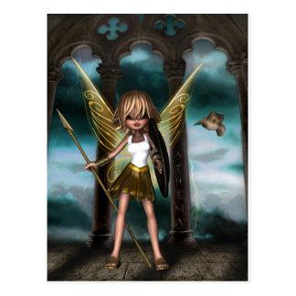 アテーナーの妖精 ポストカード