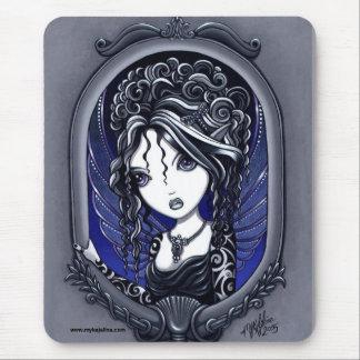 アテーナーの暗くエレガントな入れ墨のFaery マウスパッド